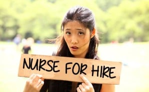 nurse for hire